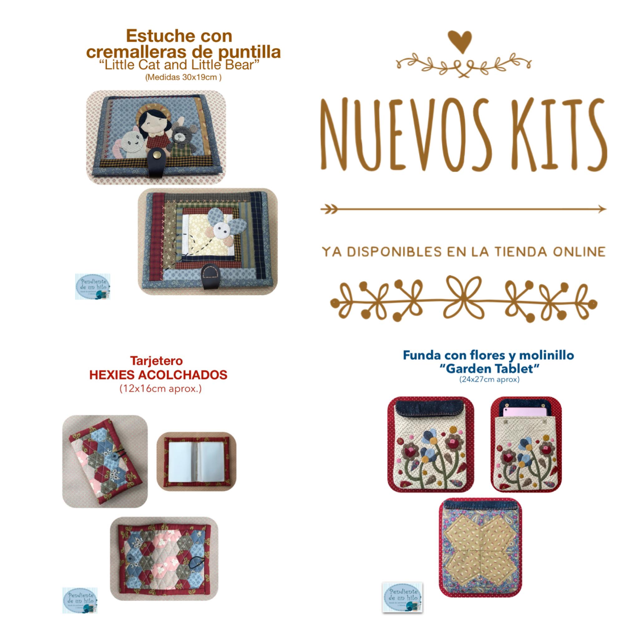 ¡Nuevos Kits!