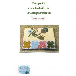 pendientedeunhilo-carpeta-bolsillos-transparentes