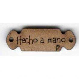 pendientedeunhilo-hecho-a-mano-botón-madera