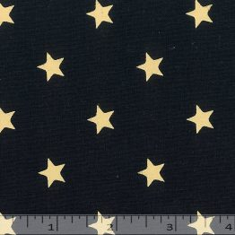 pendientedeunhilo-blue-stars-homespun
